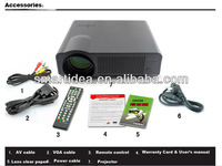 1080p 3d led projector with 3000lumens 200W led lamp over 50000hs life span,for enjoy home theater