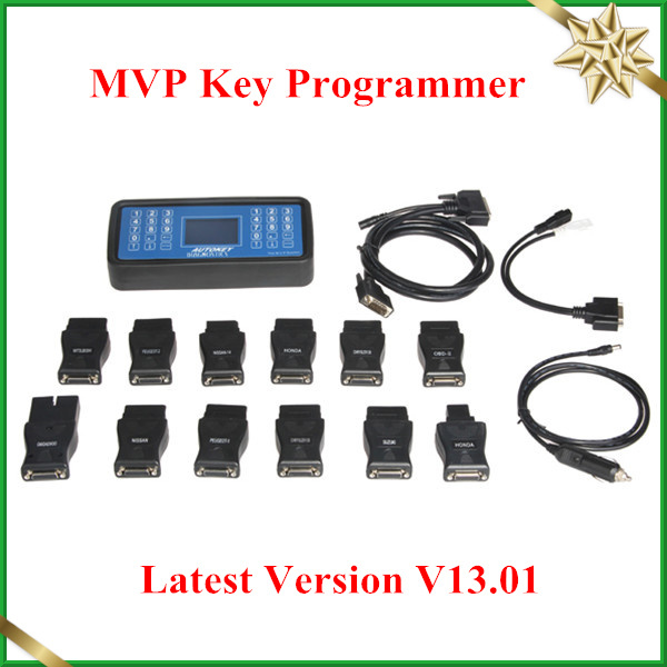 2013 newest version 13.01 auto key code reader clearance Mvp key programmer(China (Mainland))