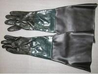 durable and resonable price  Sand blasting glove,sand blaster glove,industrial gloves 60*30 new2013-5-01