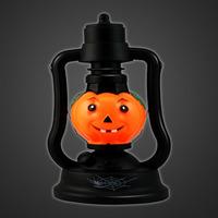 Halloween pumpkin lamp band pumpkin lamp decoration props lamp