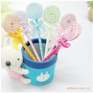 B545 stationery lollipop pen gift pen(China (Mainland))