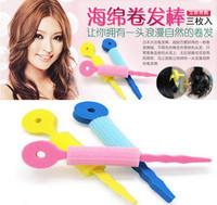 Daiso hair sticks hair curlers Small