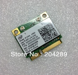 Hot!!!Free Shipping By Hongkong Post Intel WiFi Link 5100 Half Size Mini Pci-e Wlan Card 512AN_HMW 802.11abgn 300Mpbs Wifi Card(China (Mainland))