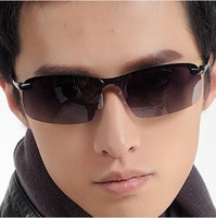 Free shipping!New 2013 sunglasses male tide polarizer sunglasses cool classic gentleman gradient sunglasses driving glasses