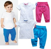 2013 NEW design brand children tracksuit  children cloth baby clothing baby wear  new boy's girl's two pcs clothing set