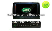 For auto Car player Lan drover Discovery 3 headunit with GPS and Bluetooth /shows  car reverse/support PAL/NTSC system