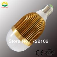Dimmable Bubble Ball Bulb AC85-265V 12W E14 E27 B22 GU10 High power Globe light LED Light Bulbs Lamp Lighting
