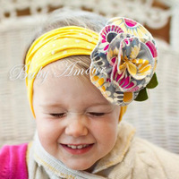 Baby2012 new arrival hot-selling fashion handmade baby hair accessory hair band hair bands 3b-19