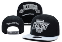 Free shipping NHL Los Angeles Kings Snapback Supreme 5 panel Camp Cap baseball caps Hats,Obey SnapBacks,DGK,YMCMB,Pink Dolph