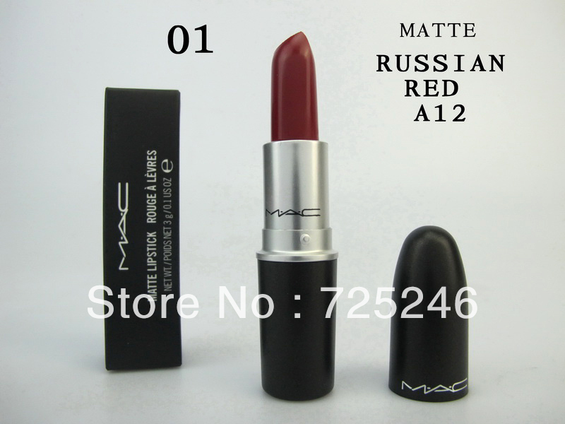 Buy one get one free!2013 best seller beauty brand Makeup lipstick fashion lustre Lipstick 20 different colors Free shipping(China (Mainland))