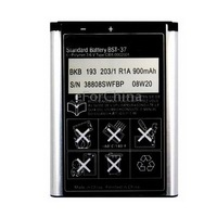BST-37 Battery for Sony Ericsson K750, D750i