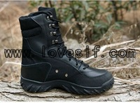 Loveslf  black military tactical boots