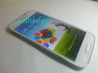 DHL/EMS shipping Real 1:1 I9500 phone New arrive Galaxy s4 phone SIV phone MTK6577 dual core 1GB ram 5.0''1280*720 screen WIFI
