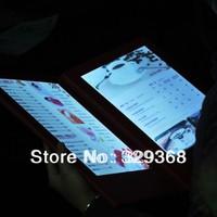 Model M8511 backlit LED menu