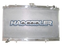 High Performance Aluminum Auto Radiator -Thickness 40mm, for 2.0L NISSAN SUNNY