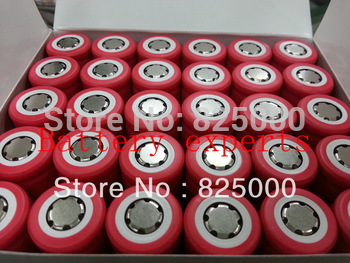 Brand new original authentic sanyo 10pcs/18650 lithium battery 2200 mah lithium battery flashlight battery 18650 free shipping