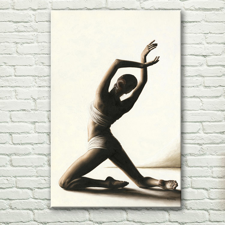 Ballet dance decorative modern painting entrance picture frame mural paintings canon(China (Mainland))