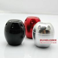 MUGEN ,Whole aluminum metal,hot,fashion,Manual gear knob,car gear shift knob,Trendy design,-K042