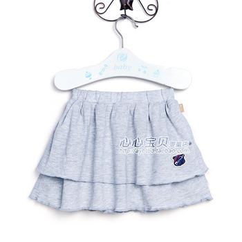 2015 cheap toddler girls summer girls clothing baby 100% layered cotton dress