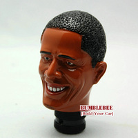 Obama, Personality Gear Knob for Manual, Shifting Gear Knob , Semi Universal