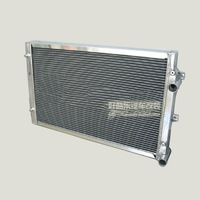 High Performance Aluminum Auto Radiator -Thickness 40mm, for Volkswagen Golf6 1.4T /MAGOTAN/SCIRROCO