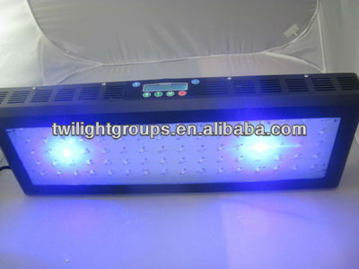 2013 lamps led for marine aquariums 180w 600mm long free air shipping ,with optical lens(China (Mainland))
