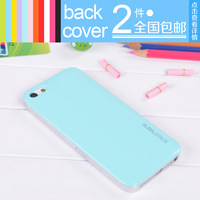Bubblepack notum back cover paint protective case  for apple  iphone 5