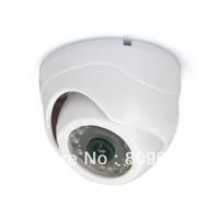 1/4 Sharp Chip CCTV IR Dome Camera 420TVL 12PCS 6mm Lens Infra LEDs for Night Vision