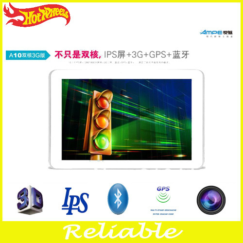 "Wholesale 2G & 3G Phone Call Android Tablet For Bulk 10.1"" dual core tablet with sim cards slot gsm(China (Mainland))"