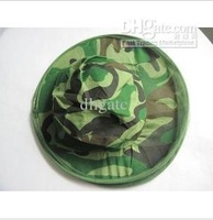 Camouflage sun fish hat forbidding mosquito breeding professionally field neccessity Fishing Hats