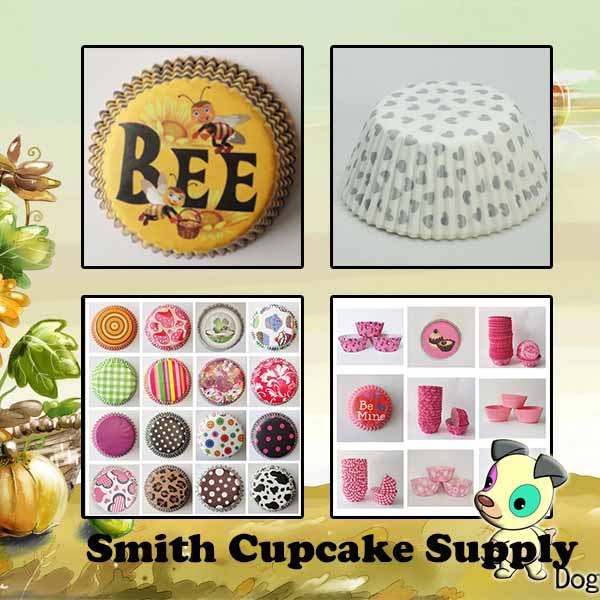 Big Promotion!! Assorted 2000 pcs 20 designs Cup Cake Cases Muffins Cupcake Decorating(China (Mainland))