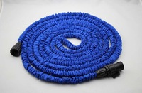 1pcs/lot Garden Hose Car Wash Water Glowers Expandable Hose Water X water Hose  Pipe 75FT Hose