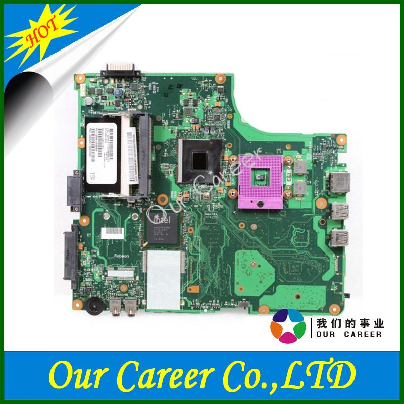 Mainboard for Toshiba A200 A205 motherboard V000109090 Original(China (Mainland))