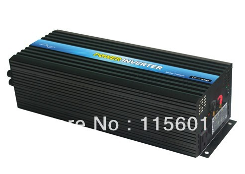 Factory Direct Selling Solar Micro Inverter Intelligent Power Inverter 4000watt dc 12v to ac 110v One Year Warranty(China (Mainland))