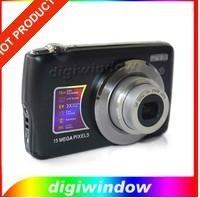 Hot Selling 15.0M Pixels Gift Digital Camera (DW-DC-1529)