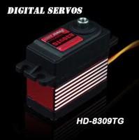 Power HD 10.5kg/57g High Torque Digital Standard Sports RC Model Servo HD-8309TG with Metal Gear High Speed 0.09s