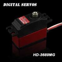 High Speed Power HD-3689MG for 500 helicopter replace ALIGN DS510/510M