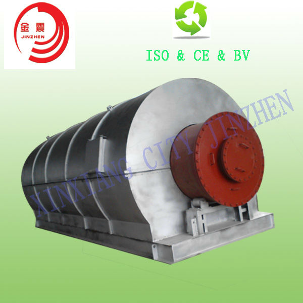 Green technology tire recycling machinery in india(China (Mainland))