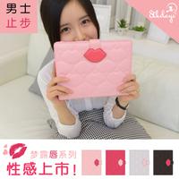 For apple   ipad4 protective case ipad2 sleep holster ipad3 ultra-thin shell outerwear