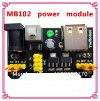 Mb102 Breadboard Power Module 3.3V 5V Solderless Bread Board dedicated power module DIY