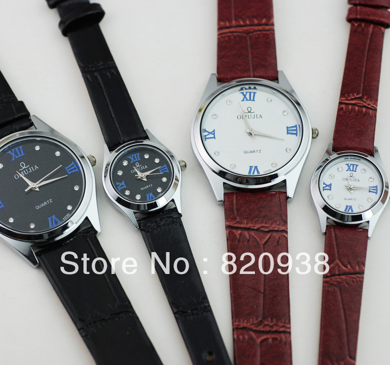 2013 new couple watches wholesale Dandan Watch manufacturers, wholesale fashion watch cheap sale of hand(China (Mainland))