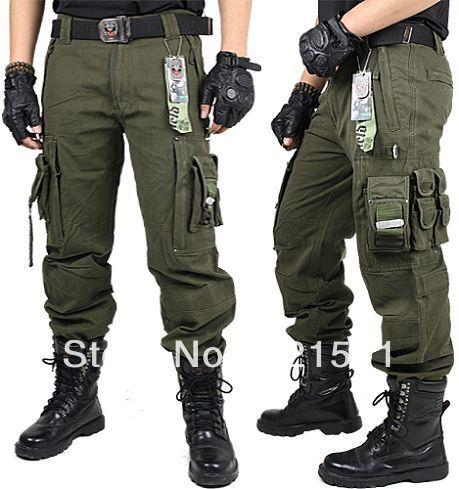 Cargo Military Pants