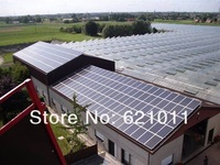home  solar power system, 15KW grid tie home solar system includes three phase 15kw on grid  inverter