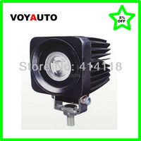 Wholesale 10-30v  10W IP67 Auto or Truck Led Outdoor Spot Lamp V3014