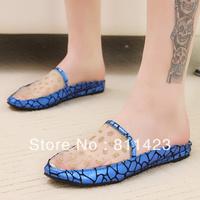 Summer new arrival 2013 fashion usuginu sandals fashion shoes flat women's shoes