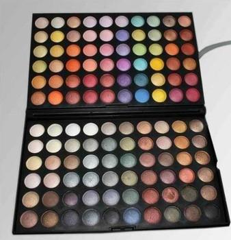 120 3 eye shadow powder plate makeup palette eye shadow box pearl eye shadow plate glitter eye shadow