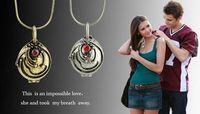 2013 Hot!Fashion Vampire Diaries Elena Nina Verbena Charm Pendant Necklaces Jewelry 2 Colors Free Shipping