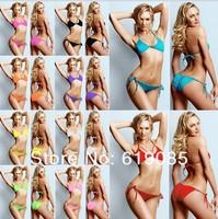 10pcs New Arrival High Quality Drop Shipping Brand Designer Light up Hips Sexy Push up Bikini Swimwear Bathing Suit 2013