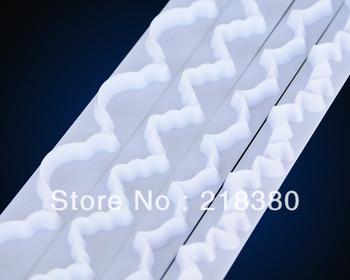 cake border molds article 4 PCS wave embossing sugar art embossed printing edge detector