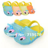 2014 Summer Children kids eva hole sandals garden soft slippers for boys and girls 3m-9yrs